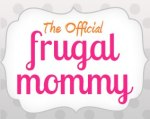 frugal mommy button